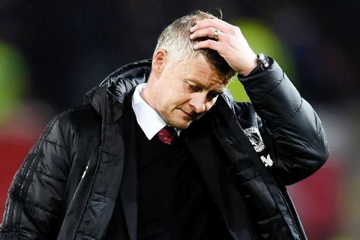 «Манчестер Юнайтед» Сульшера в АПЛ выглядит ужасно