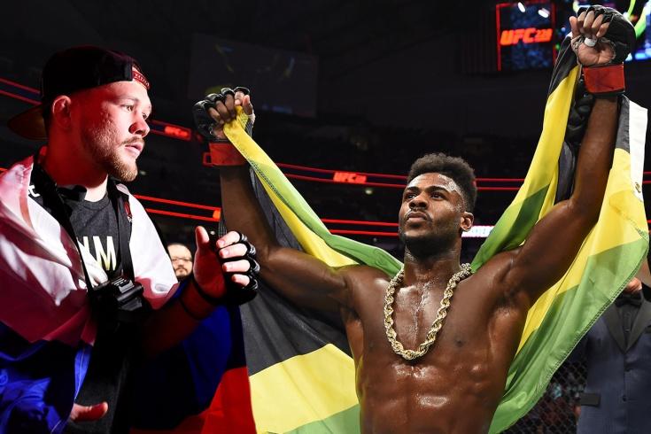 Алджамейн Стерлинг стал лицом рекламной кампании UFC, Ян добивается реванша
