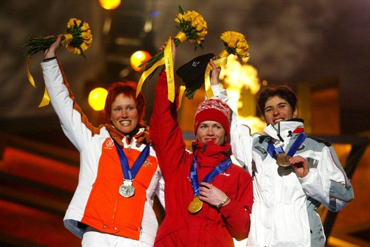 История выдающейся победы российской биатлонистки Пылёвой на Олимпиаде-2002