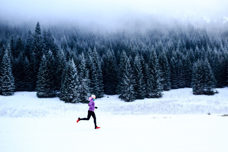Как тренироваться зимой, чтобы не заболеть?