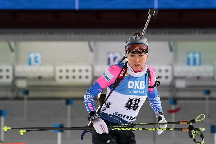 Лариса Куклина – лидер сборной России