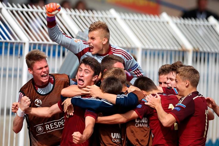 Молодёжная сборная России