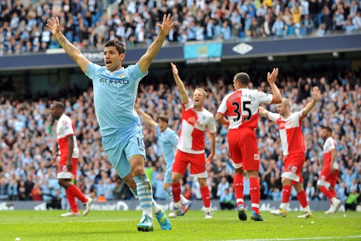 Серхио Агуэро уходит из «Манчестер Сити»