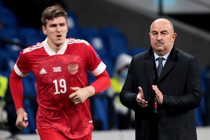 Вот состав сборной России на чемпионат Европы. Какие могут быть вопросы к Черчесову?