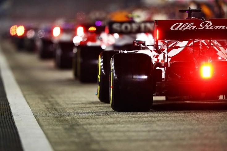 В Формуле-1 не будет реверсивных решёток