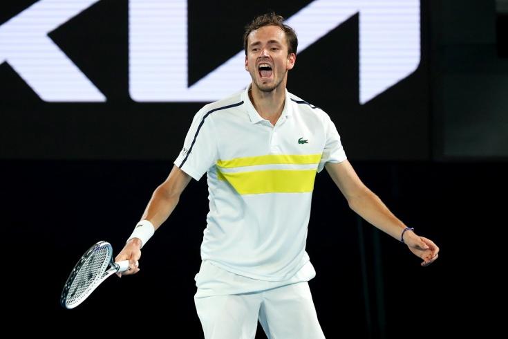 Медведев в финале против Джоковича! И русский парень знает, как побеждать первую ракетку