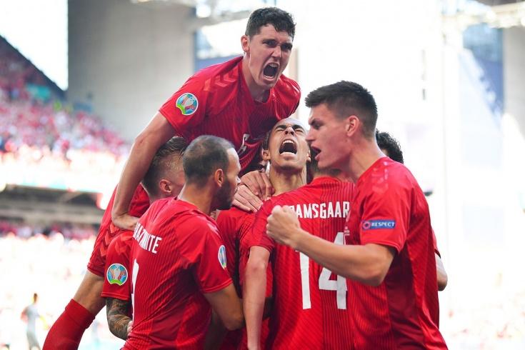 Дания — Бельгия, Украина — Македония
