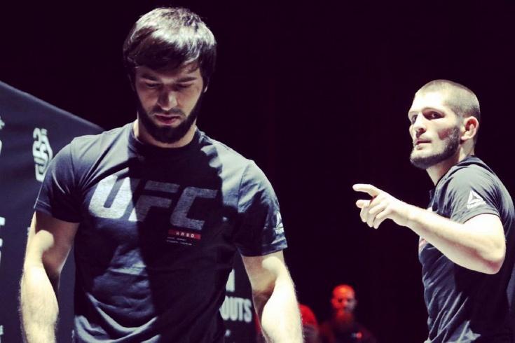 Хаким Даводу — Зубайра Тухугов, где смотреть UFC