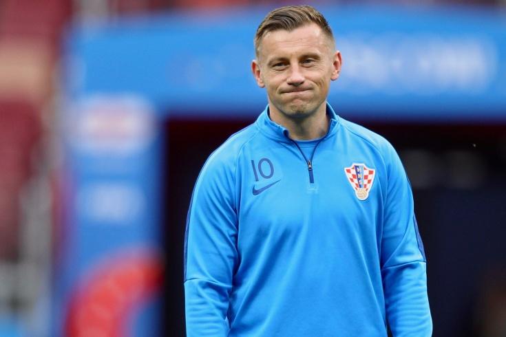 Бывший нападающий Ивица Олич возглавит ЦСКА вместо Виктора Гончаренко
