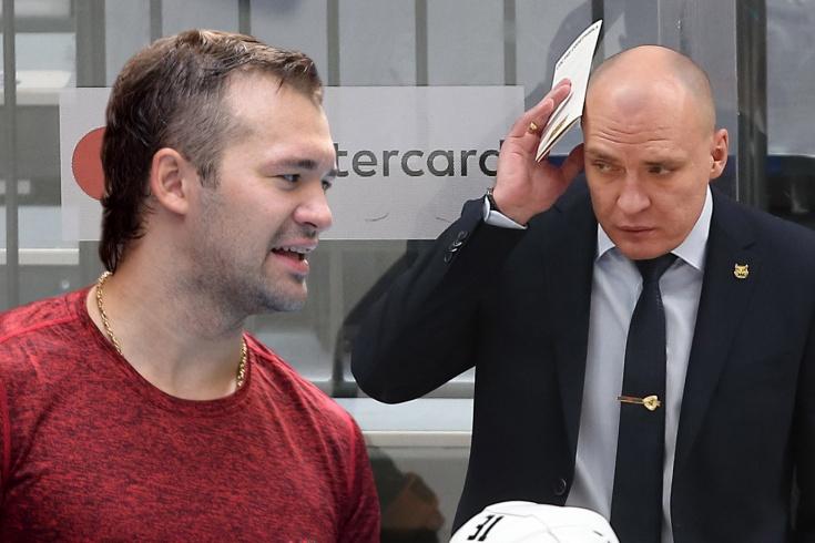 «Погрузил в атмосферу оскорблений и унижений». Зачем хоккеист Людучин «наехал» на Разина?