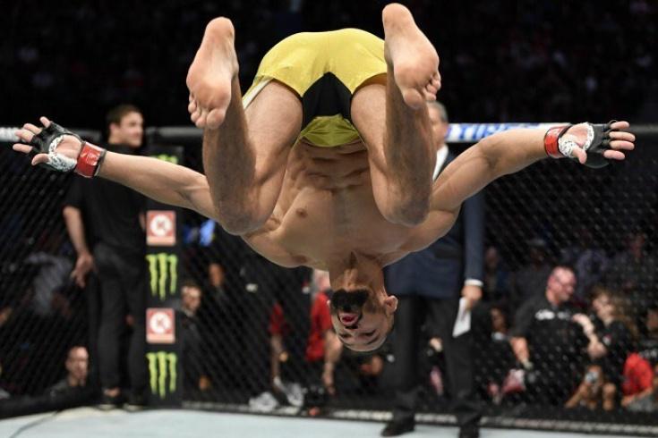 UFC Fight Night 167, Андерсон — Блахович 2 Санчес – Перейра,16 февраля