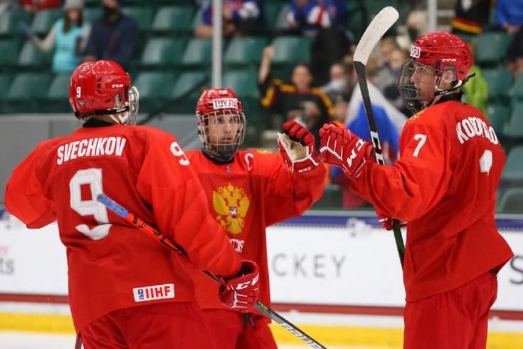Россия – Чехия – 11:1, групповой этап, что говорили наши игроки после победы на ЮЧМ