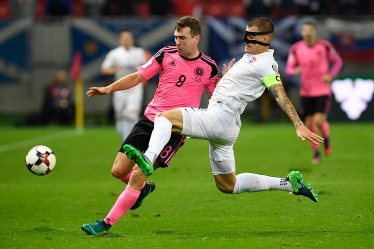 Шотландия – Словакия