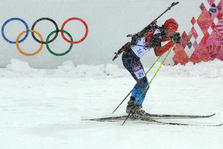 Российский биатлонист Устюгов лишён трёх медалей Олимпиад в Сочи и Ванкувере – почему?