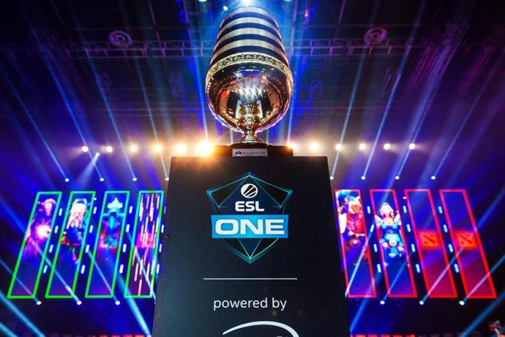 Финалисты ESL One Birmingham 2019