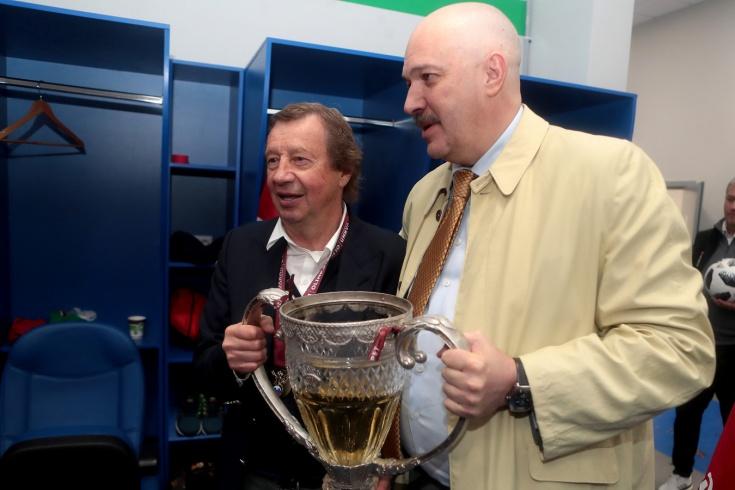 Сёмин призвал Кикнадзе уйти в отставку после инцидента с фанатом «Локомотива»