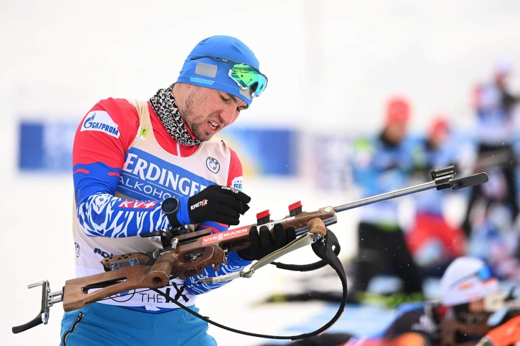 Винтовка подвела россиянина Александра Логинова на ЧМ-2021 по биатлону – что случилось?