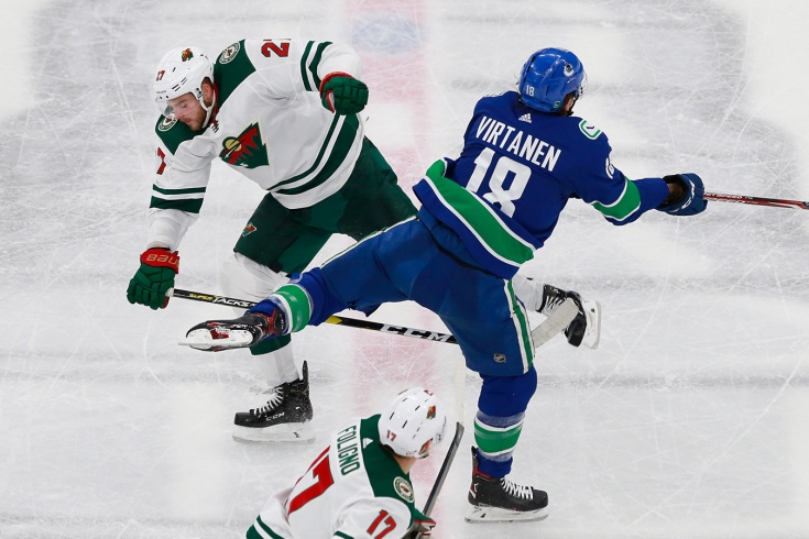 «Миннесота» — «Ванкувер». Прогноз на матч НХЛ 6.08