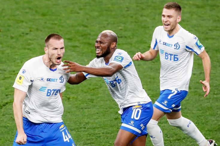 26.08.2020 Динамо - Зенит - 1:0. Обзор матча