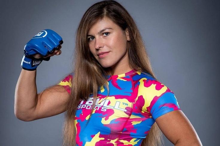 Bellator 260: Марина Мохнаткина победила единогласным решением судей Аманду Белл, видео