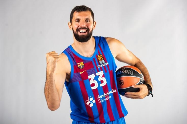 Самый дорогой игрок «Барселоны» Никола Миротич отказался урезать свою зарплату на 25%