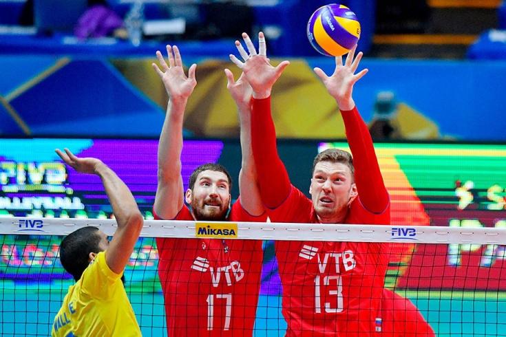 Звёзды могут усилить сборную России по волейболу
