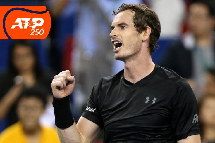 Турнир ATP-250 в Монпелье: Маррей сыграет с Герасимовым, а Корда даст бой Цонге, подробности