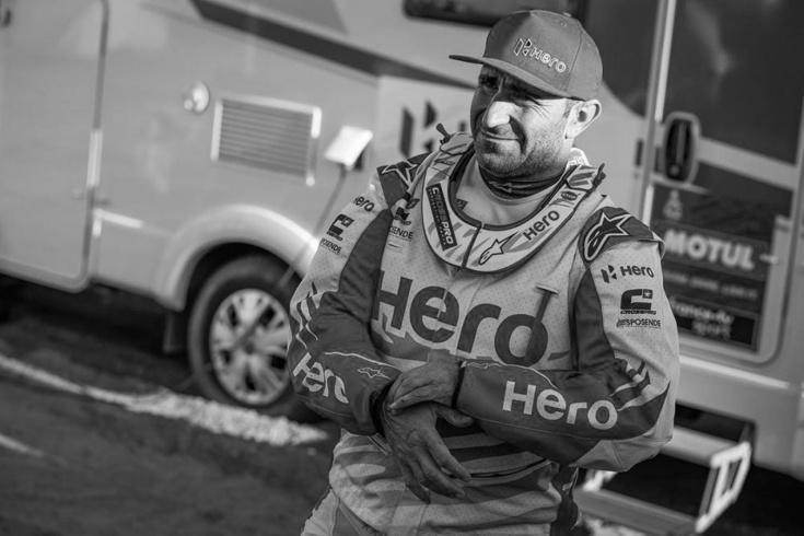 Первая жертва «Дакара»-2020: в пустыне погиб мотоциклист-чемпион Гонсалвеш