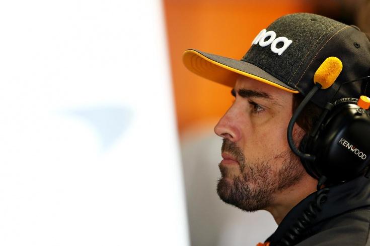 Фернандо Алонсо возвращается в Формулу-1 и выступит за «Рено»