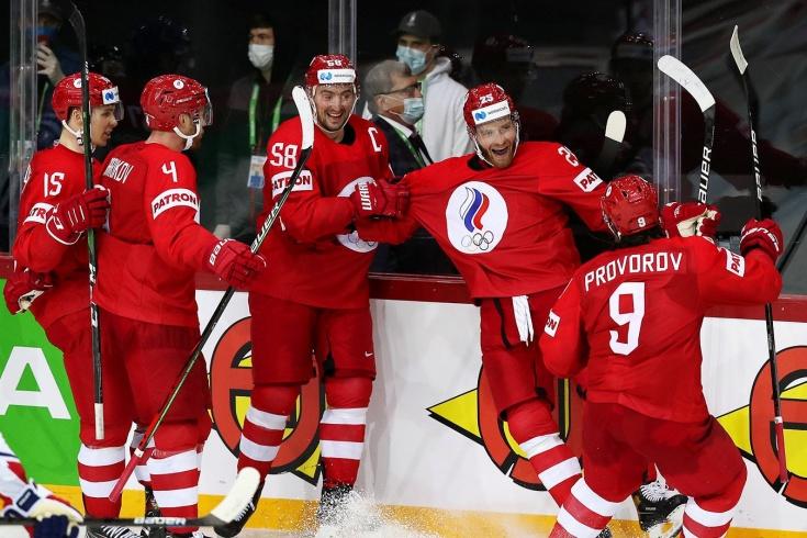 Великобритания – Россия: прямая онлайн-трансляция матча, чемпионат мира по хоккею 2021, 22 мая 2021