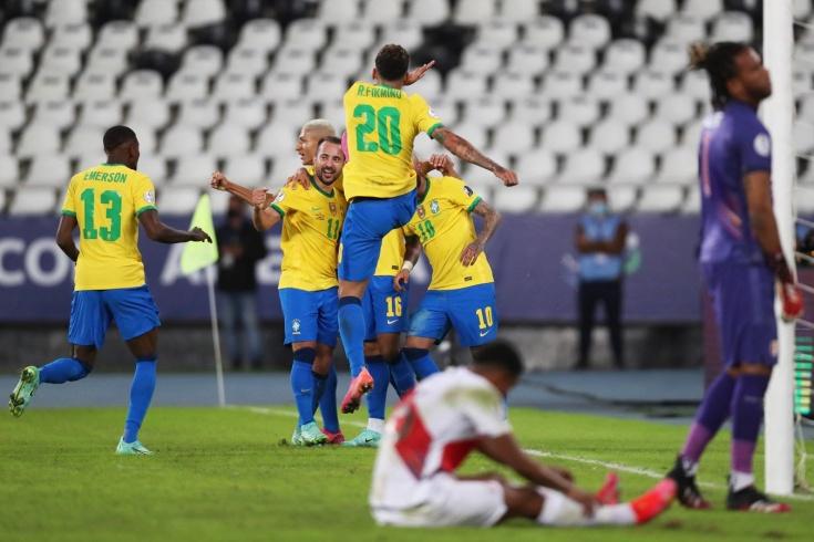 Неймар расплакался после крупной победы Бразилии. Что на него нашло?