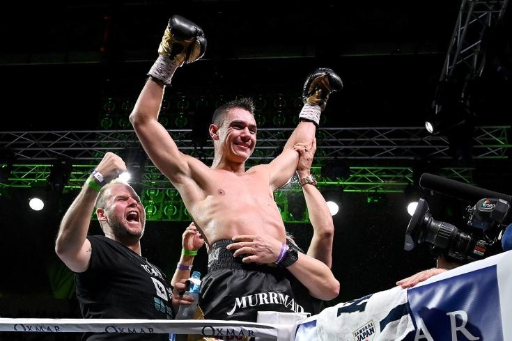 Тимофей Цзю досрочно победил Джеффа Хорна и стал претендентом на титул WBO, обзор боя