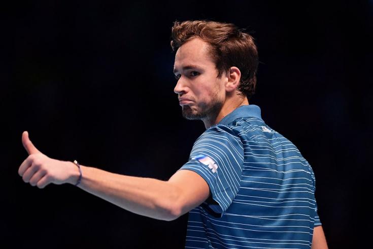 Американская публика простила Медведева. Россиянин успешно стартовал на US Open – 2021