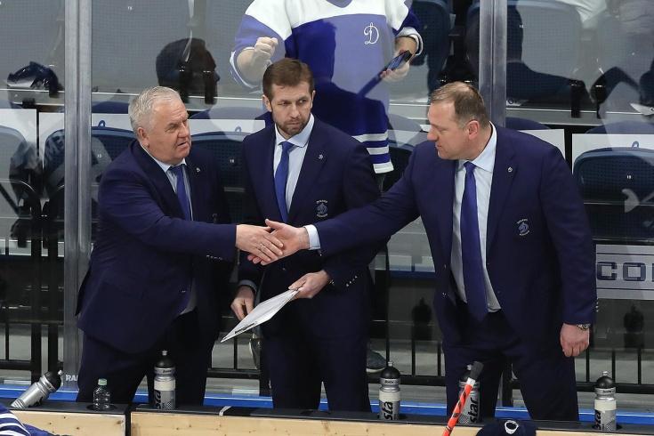 Почему «Динамо» не нужно искать нового тренера