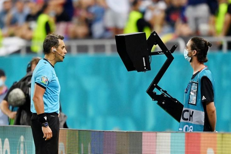 5 футбольных технологий, которые активно использовались на Евро-2020