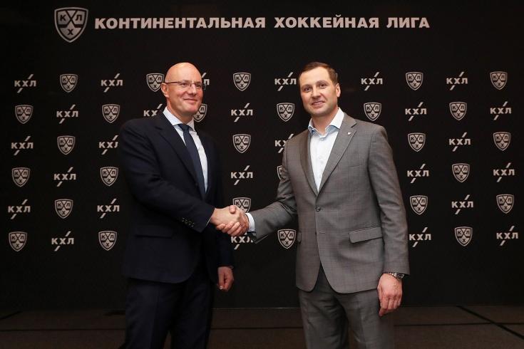 Алексей Морозов сменил Дмитрия Чернышенко