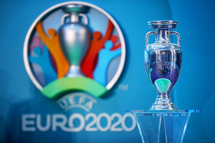 Жеребьёвка ЕВРО-2020