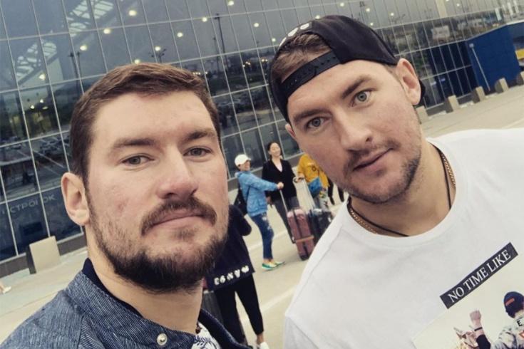 Александр и Василий Стрельцовы