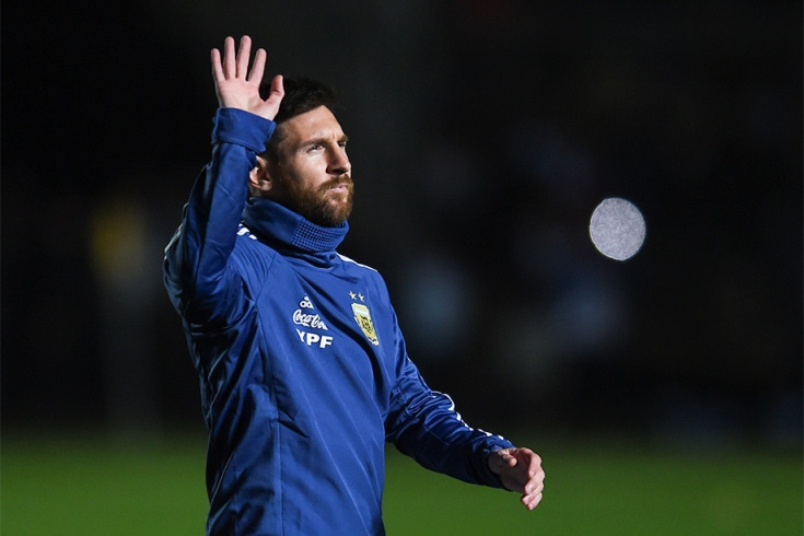 Сборная Аргентины на Кубке Америки-2019
