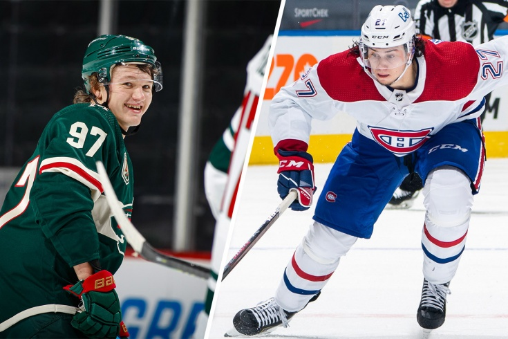 Сразу четыре русских претендента на «Колдер». Такого НХЛ не видела 30 лет!