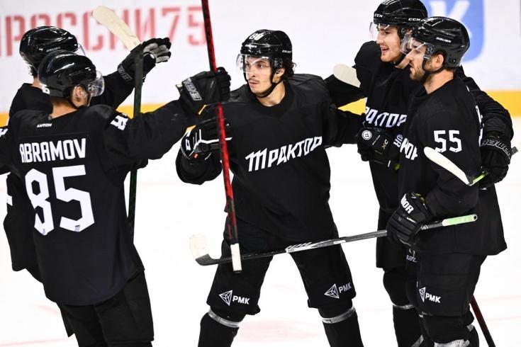 Итоги Sochi Hockey Open: «Трактор» выиграл турнир, Седлак стал лучшим бомбардиром