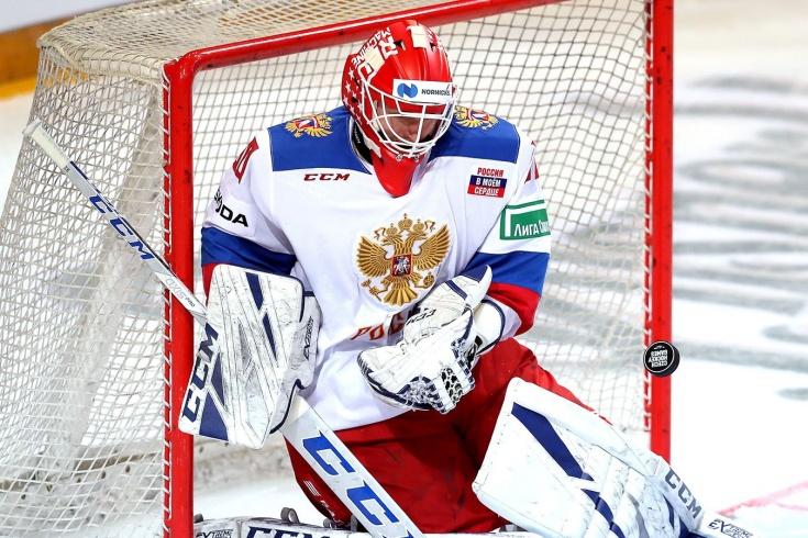 Перед матчем с Чехией сборная России заявила на ЧМ 17 хоккеистов! Удивил выбор вратаря
