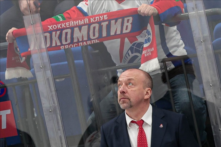 Андрей Скабелка уволен из «Локомотива», причины