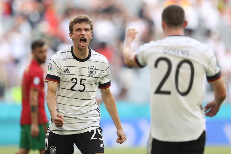 Германия — Венгрия. Прогноз на матч 23.06.2021 ЧЕ