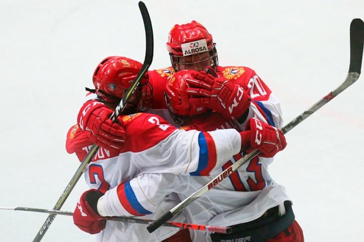 Юниорская сборная России выиграла Кубок Глинки