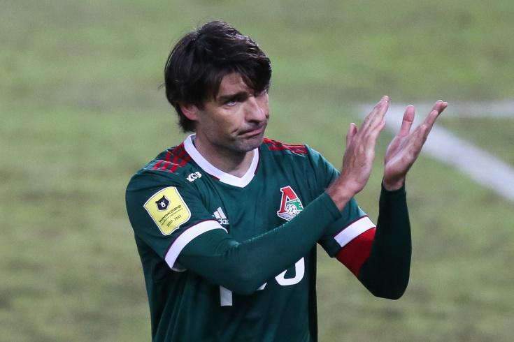 Защитник «Локомотива» Чорлука может перейти в московское «Динамо»