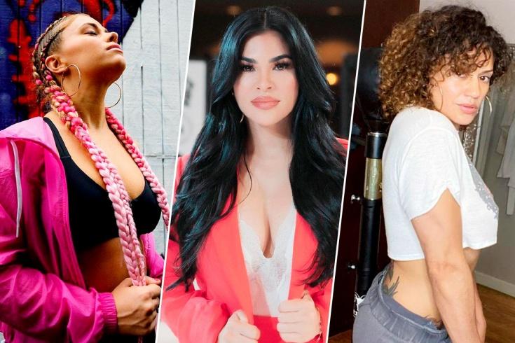 Пять девушек-бойцов в MMA, сделавших себе искусственную грудь