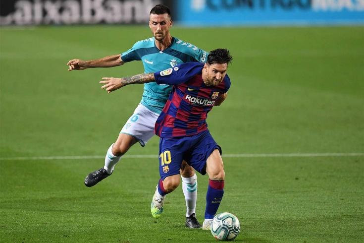 «Барселона» — «Осасуна», 29 ноября 2020 года, прогноз и ставка на матч чемпионата Испании