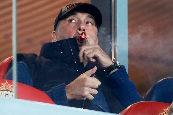 Дмитрий Егоров — о ситуации в ЦСКА