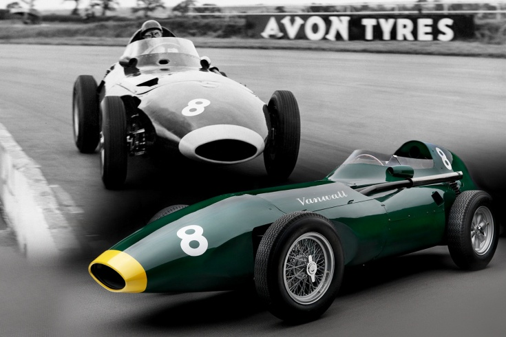Легенды гонок 50-х — в продаже